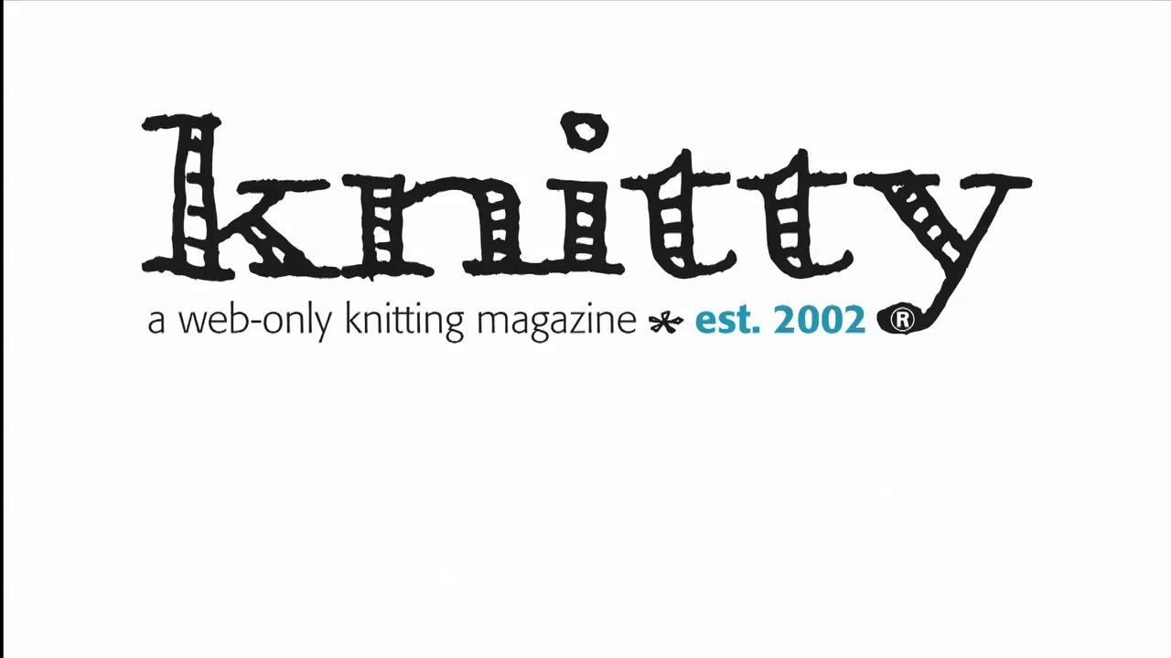Video Techniques - Kitchener stitch